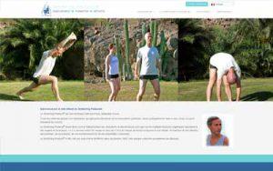 Site officiel du Stretching postural