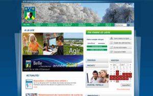 Site internet de la Ville d'Elancourt - Yvelines